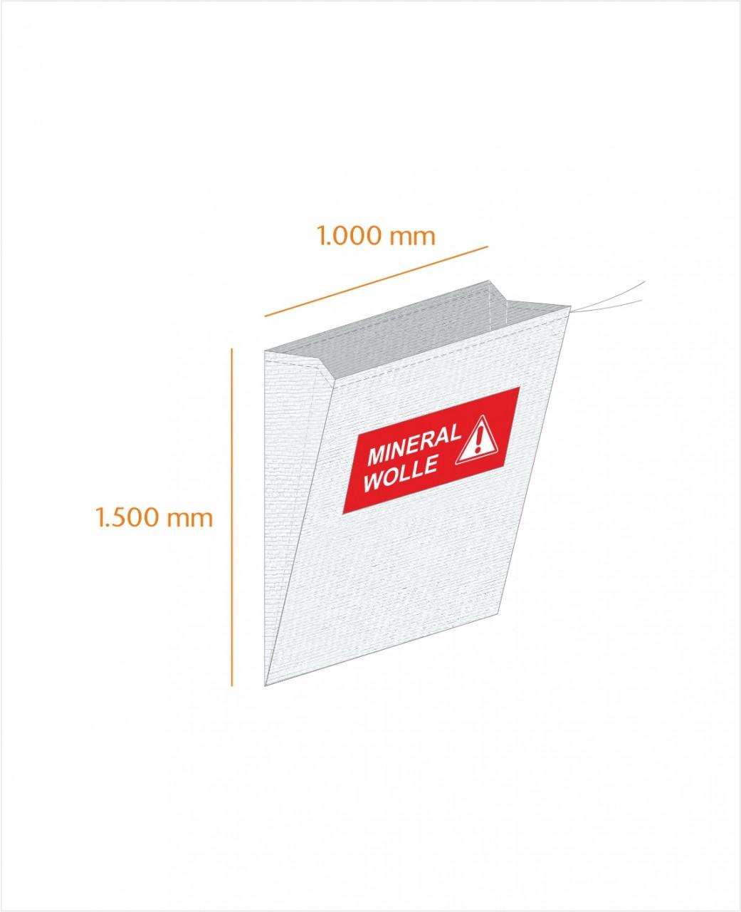 Sack Mirawo/KMF 100x150cm